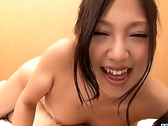 Maki Takei gets panties removed coupled with fucked hard