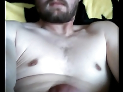 Jerk off plus cum