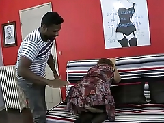 Brigitte 62 years loves approximately take a good cock in her ass
