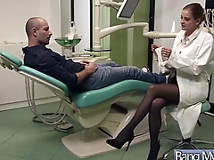 Dirty Doctor Gain Sex Treatment On Hot Patient clip-12