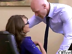 Amazing Sex Respecting Big Round Juggs Office Girl clip-12