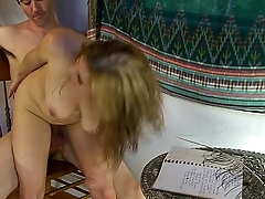 Annoyed housewife gets fucked apart from big dick - Erin Electra