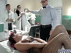 Doctor And Patient Engaged In Hardcore Style Sex clip-05