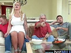 Mature Sexy Lady Riding Huge Dick On Camera clip-25