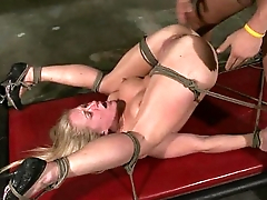 FUCKING DUNGEON - Dia Zerva &amp_ CHRISTIAN! MUST SEE! P2