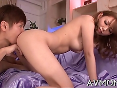Hairy tight earthy cleft mom acquires fingered