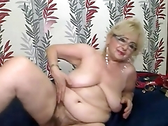Hot granny teasing plus showing on cam. See more at 747cams.com