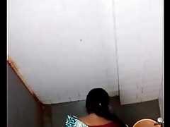 Telugu toilet video