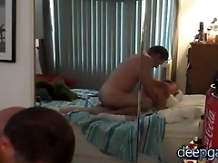 Muscle Daddy Keeps His Fucktoy Pinned Down (deepgay.org)