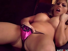 Take charge Blonde Loves Ass Play