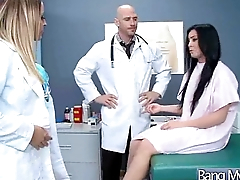 Sex Tape In Doctor Cabinet Relative to Horny Wild Patient clip-23
