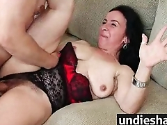 First time porn moms juicy hairy twat 16