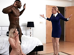 Khloe Capri gets foul-smelling with her new stepdad Jax Slayher