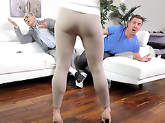 Help Me Out - Naked MILF Cory Chase In rub-down the porn scene