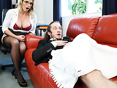Mind Fuck Dicknosis - Milfs  Cory Chase In the porn scene