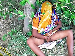Indian Hot bhabhi enjoyed with her devar in Outdoor Regional Outdoor