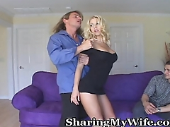 Rousing Sex Romp For Horny Wife