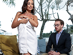 Seduction For Sport Capital funds Lisa Ann - Brazzers HD