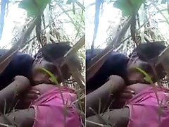 Desi Village Lover Knocker Sucking and Outdoor Sex