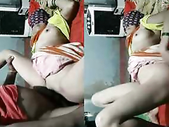 Today Exclusive- Mallu Couple Night Time Fucking