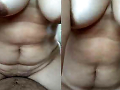 Horny Indian Wife Want to Take Dick In Her Close-fisted Ass