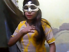 Desi XXX - Charming Indian Village Girl Similar to one another Natural Tits