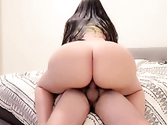 Voluptuous coupled with hot Indian thick MILF coupled with will not hear of tense fuck buddy
