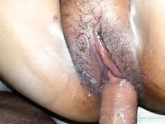 my gf tight pussy cums plough I cum