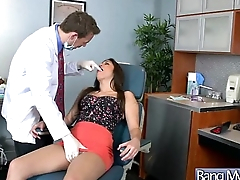 Doctor Bang Hard Style Patient During Consultation movie-26
