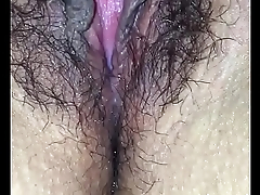 Nice squirt of my Wife pussy