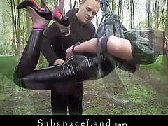 Full day exploitation be advisable for a bondage slave part 1 part 2