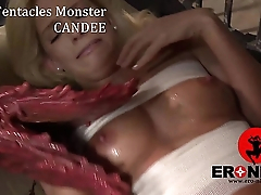 The Tentacles Monster  Candee Licious